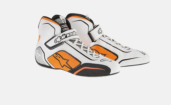 Shoes Orange Alpinestars