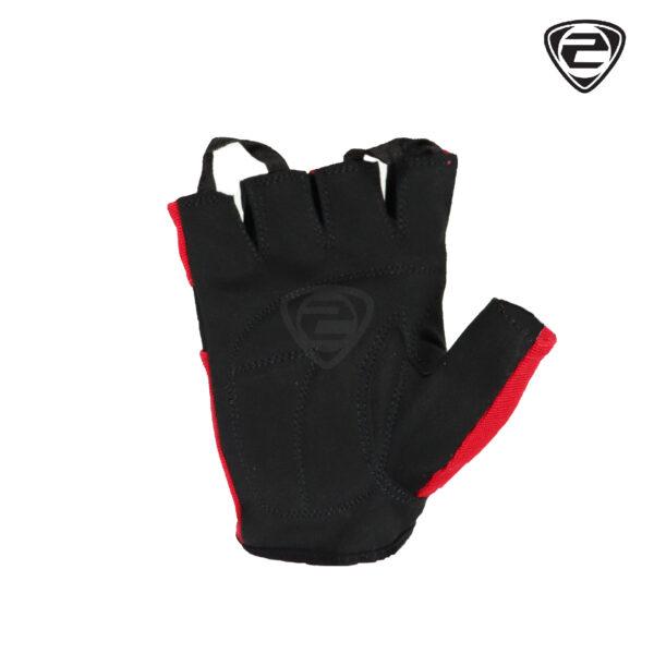 IZ 121 Glove Red Black Front and Back