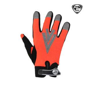 IZ 215 Glove Red Black