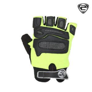 IZ 243 Glove F-Yellow Front Back