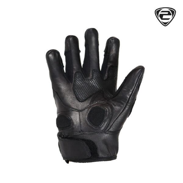 IZ 442 Glove Black Back Side