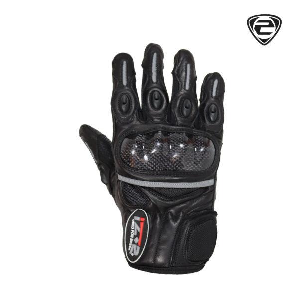 IZ 442 Glove Black Front Side