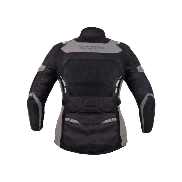 IZ 423 Black Grey Back